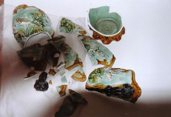Porselein - Steengoed - Aardewerk