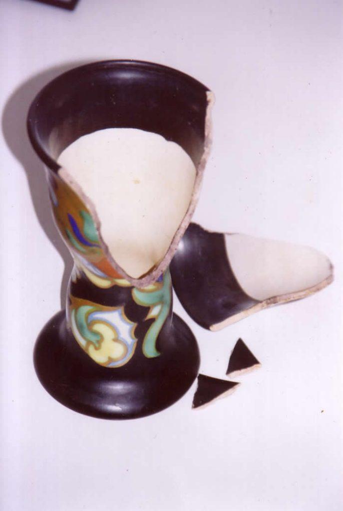 Porselein - Steengoed - Aardewerk - 07